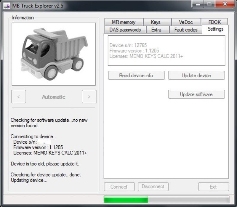 MB Truck eXplorer - Mercedes Benz trucks - Merkgebonden oplossingen