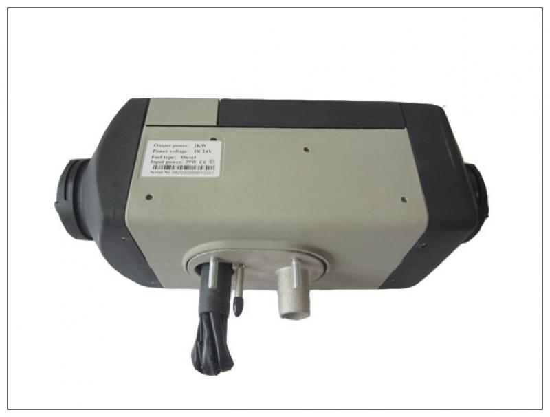 Uitgelezene Standkachel Diesel 2kW 12/24 volt met afstandbediening GO-99