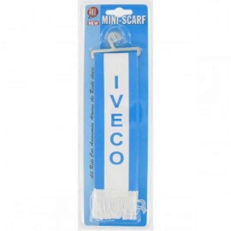 Vaan Iveco Sjaals Vaantjes Stickers Accessoires
