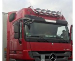 RVS Mercedes Actros MP3 roof bar