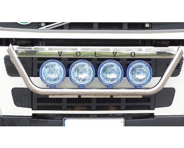 RVS Grille bar Volvo FH