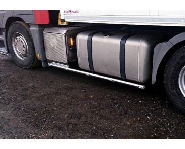 RVS Mercedes Actros MP3 Side bar